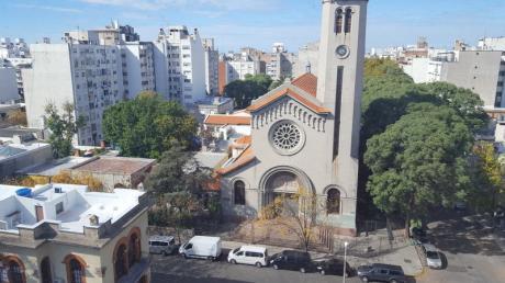 Massini Y Ellauri, Vista Iglesia San Juan Bautista