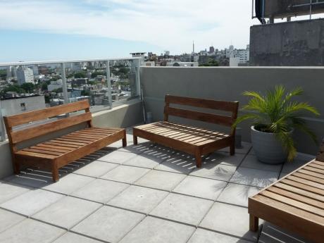 93879 - Apartamento De 2 Dormitorios En Venta En Pocitos