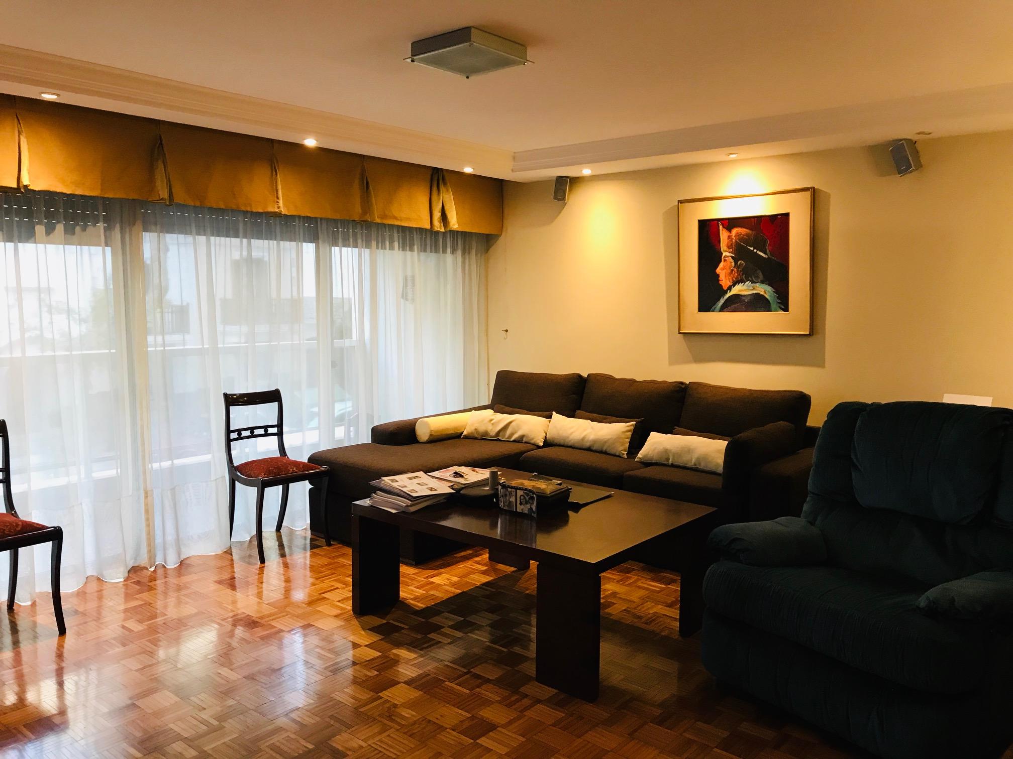 Divino Apartamento Con Patio En Punta Carretas