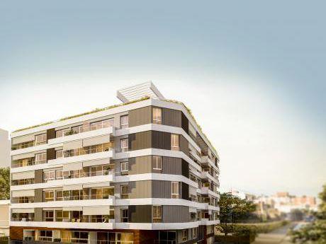 Apartamento 2 Dormitorios Con Vista Despejada