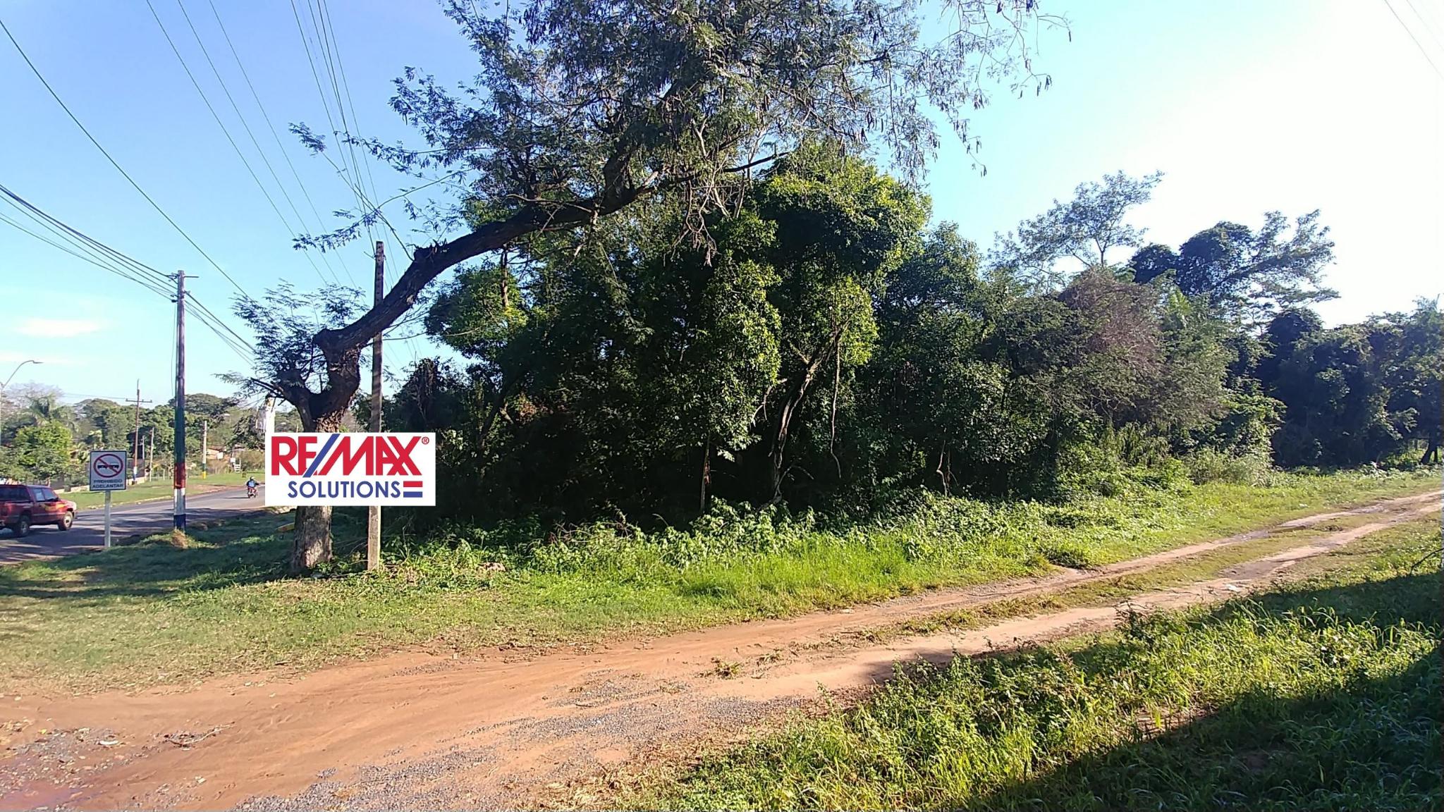 Vendo Terreno En Ypane