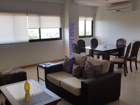 Vendo Departamento Amoblado De 1 Suite En Zona Santa Teresa