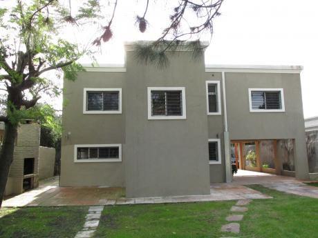 Excelente Casa En Parque Miramar