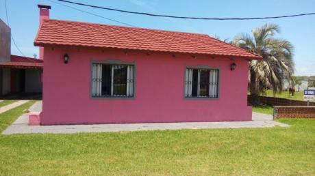 Barra Del Chuy, Exelente Casa Con Apto Independiente A 2 Cuadras De La Playa