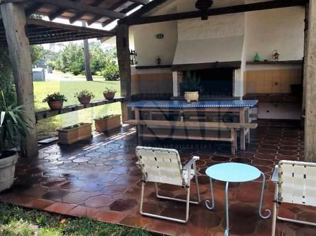 Kosak Punta Del Este, Mansa Casa 3 Dorm, Jardín A Pasos Mar, Paradas