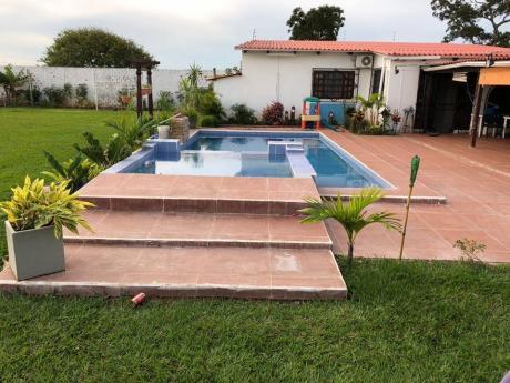 Hermosa Casa Quinta En Venta