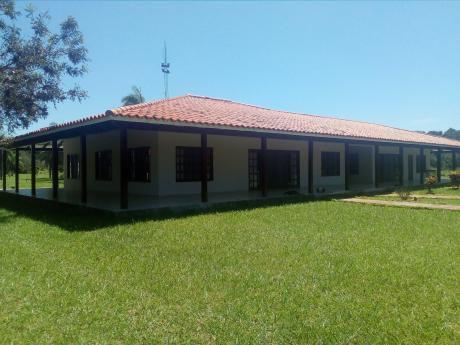 2 Dos Hectareas  Casa Quinta De Ida A Paurito