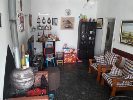 Casa 2 Dormitorios En Fraternidad 4000 Paso Molino