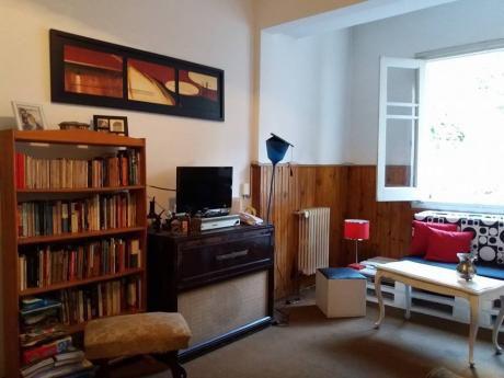 Apartamento Con Patio