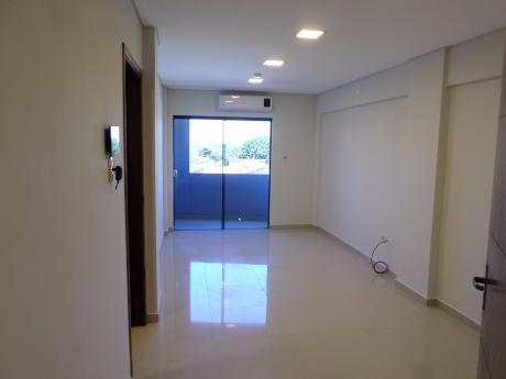 Alquilo Departamento Nuevo De Un Dormitorio En Barrio Pinoza