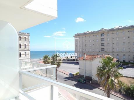 Apartamento En Alquiler A Metros De La Playa, Piriápolis