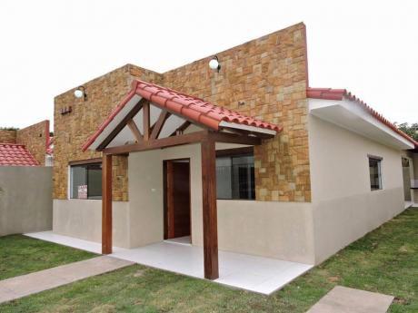 Bellas Casas A Estrenar En Urbanizacion Palma Verde De 3 Dormitorios