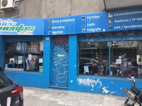 Venta Local Comercial Y Deposito