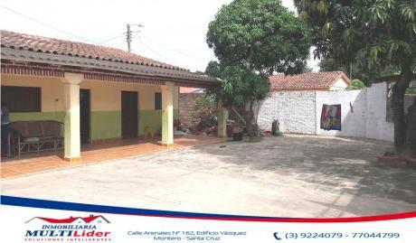 Económica Casa En Venta En Villa Fátima-guabirá