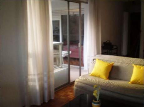 Alquiler De Apartamento 1 Dormitorio En Punta Carretas