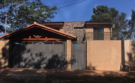 Alquilo Casa Amoblada En Mariano R.a. - A 10 Min Del Shopping