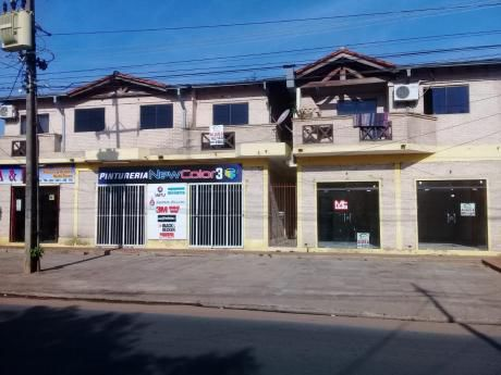 Alquilo Salones Comerciales Sobre Prats Gill- ñemby A 100 M De Acceso Sur