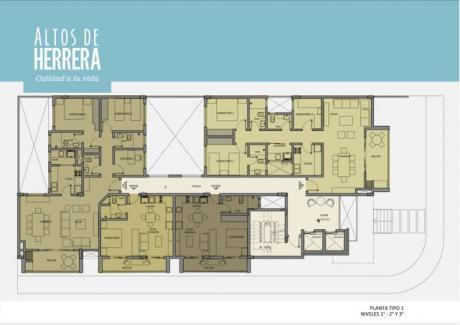 Edificio Altos De Herrera Desde Usd. 95.000