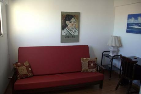 Apartamento Amueblado Montevideo Centro 1 Dormitorio