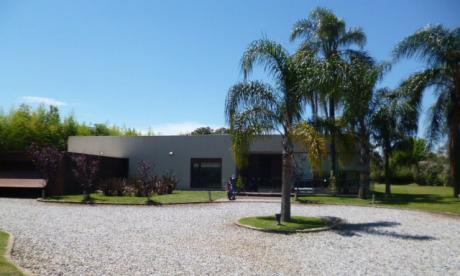Espectacular Casa En La Mejor Ubicación Del Pinar
