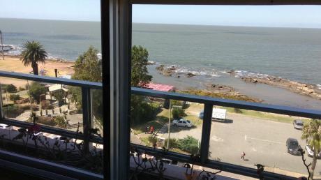 Venta Apto Punta Carretas, 3 Dormitorios, Sobre Rambla