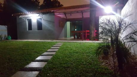 Vendo Hermosa Casa A Estrenar En Lambaré, Zona Augusto Roa Bastos
