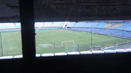 Estadio Centenario, Parque Batlle, Montevideo