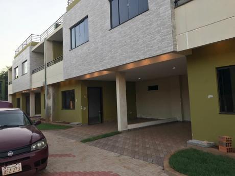 Alquilo Amplio Duplex En Ciudad Del Este Barrio San Jose Cod 1132
