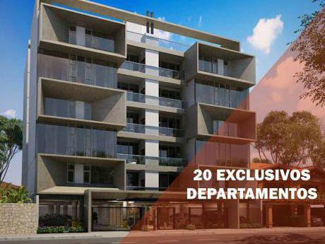 Exclusivos Departamentos De 2 Y 3 Dormitorios Zona Colegio Goethe