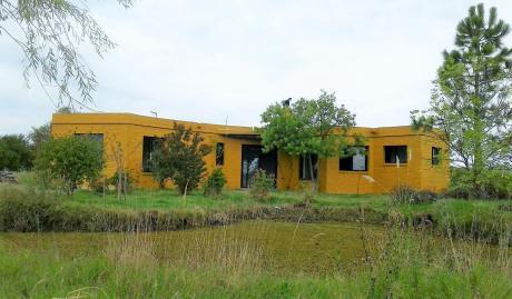 Alquiler Casa En Fortín De Santa Rosa