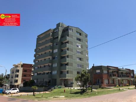 Atlantida-apto De 1 Dormitorio-cochera- Inmobiliaria Calipso