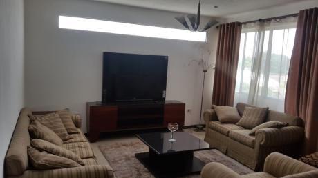 En Alquiler Departamento De 3 Dormitorios Amoblado, Sirari Fn5