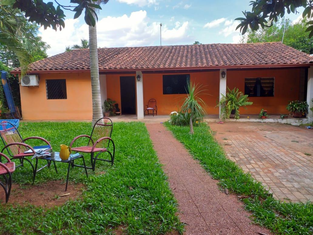 Vendo Casa En Villa Elisa