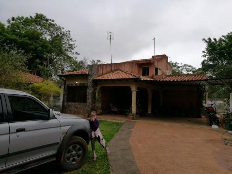 Vendo Casa De 3 Dormitorios En Luque Zona Loma Merlo Detras De Rakiura