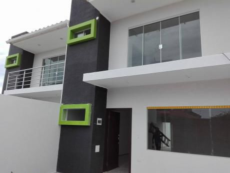 Encantadora Casa A Estrenar - Financiada Con Banco