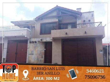 3er Anillo Barrio San Luis 4 De Noviembre