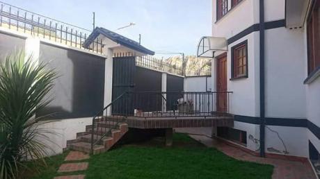 Anticretico $us.95.000  Casa Achumani