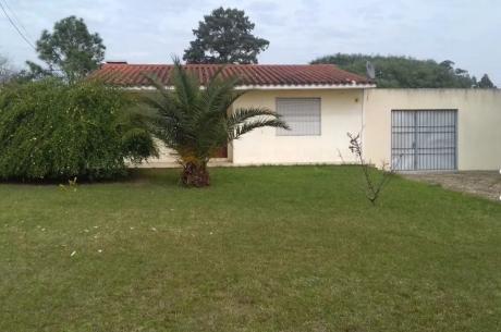 Muy Buena Casa De 115 M2 Sobre Ruta Perimetral 102 - Km 38.700