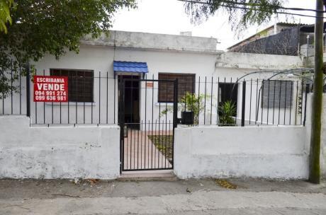 Dos Casas En Un Mismo Padron!!! Ideal Familia Numerosa!!!