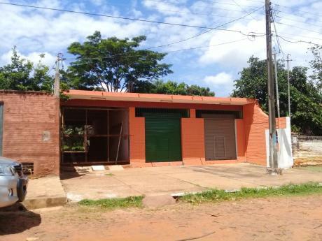 Alquilo Salon Comercial En Fernando De La Mora Z/sur