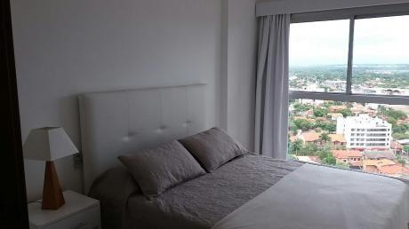Se Alquila Departamento De 1 Dormitorio, Amoblado Y Equipado