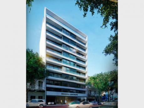 Edificio Quadra Centrum | 1 Dorm | Centro