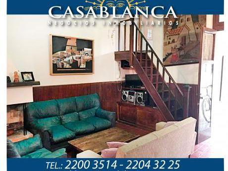 Casablanca - A Apsos De San Martin Y Millan