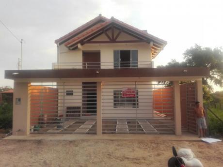 Hermosa Casa En Alquiler Zona Este Carretera Cotoca