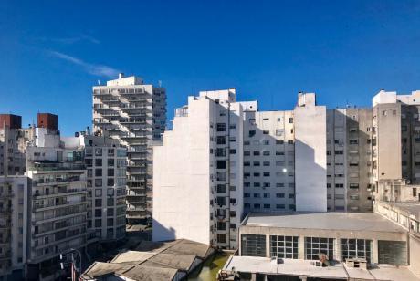 Alquiler Apartamento Pocitos Montevideo 1 Dormitorio Garaje