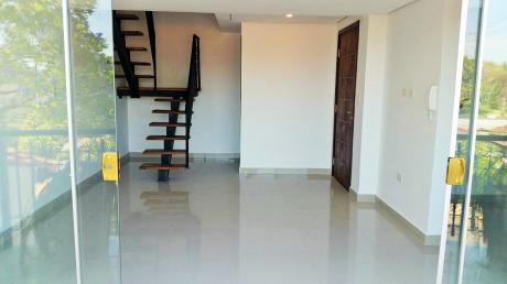 Vendo Hermoso Departamento Tipo Duplex A Estrenar En Barrio Mburucuya.