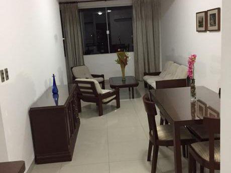 Departamento Amoblado 2 Dormitorios En Alquiler - Barrio Sur
