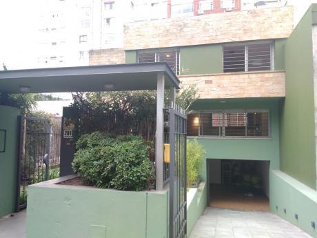 Alquiler De Importante Casa De 4 Dormitorios En Pocitos