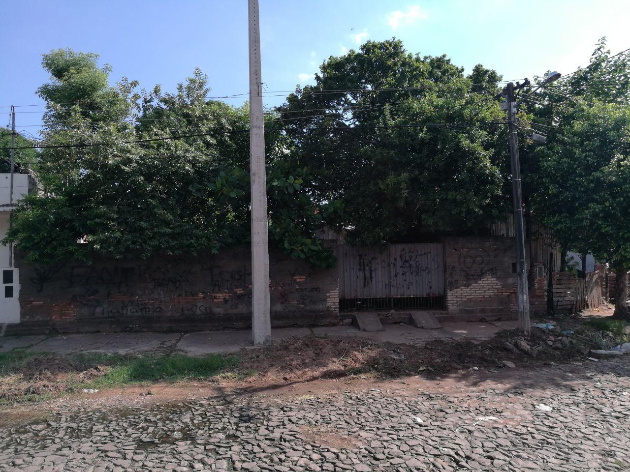 Vendo Terreno De 13x30 M2 En Lambare A 1 Cuadra De Cacique Zona Burguer King
