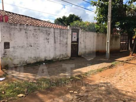 Vendo Propiedad En Fernando De La Mora Zona Norte A Pasos De Indufar